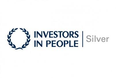 Investors in People - Silver logo