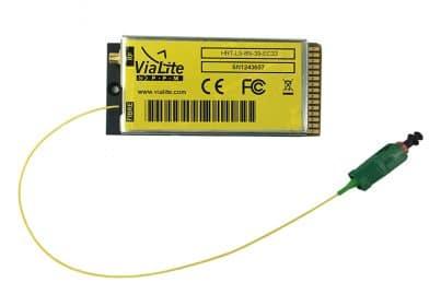 Yellow OEM DWDM Link