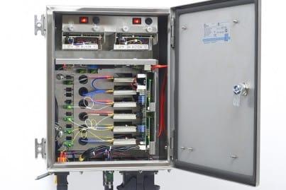 Satcom6 open unit