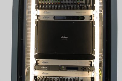 ViaLite Long Distance DWDM Link System (cropped view)
