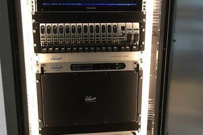 Long Distance DWDM Link System