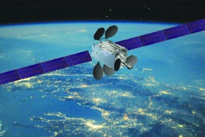 The Boeing Epic Satellite. Image credit: Boeing Artist's Concept