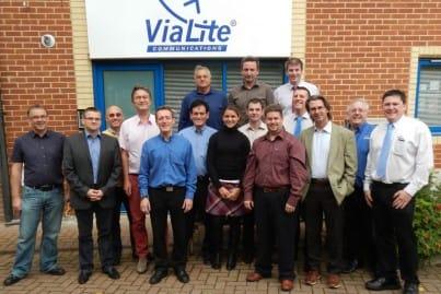 ViaLite Distributor Conference September 2013