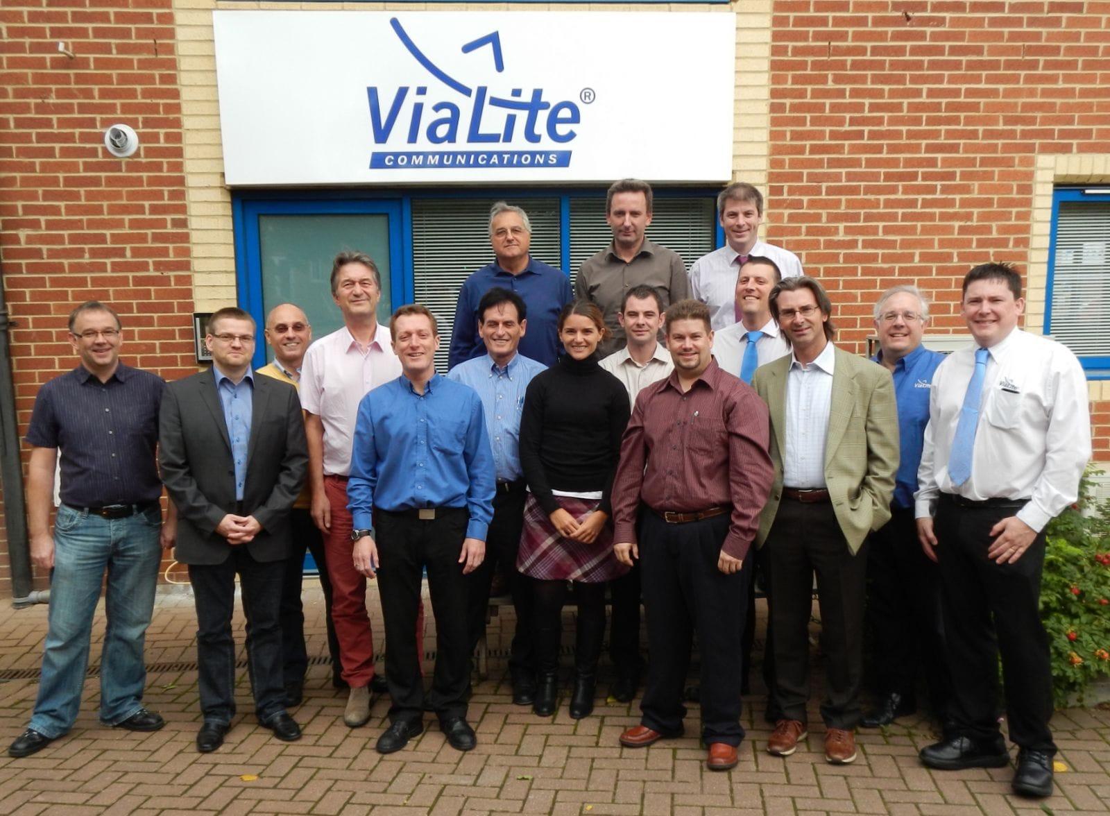 <em><strong>ViaLite</em></strong> European Distributor Conference