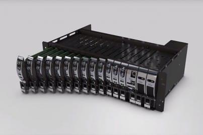 ViaLiteHD 3U Rack Chassis Demo video screenshot