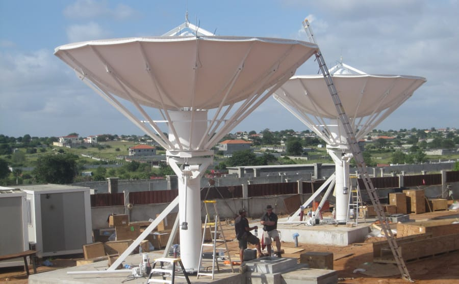 ViaSat Install <em><strong>ViaLite</em></strong> in Angola