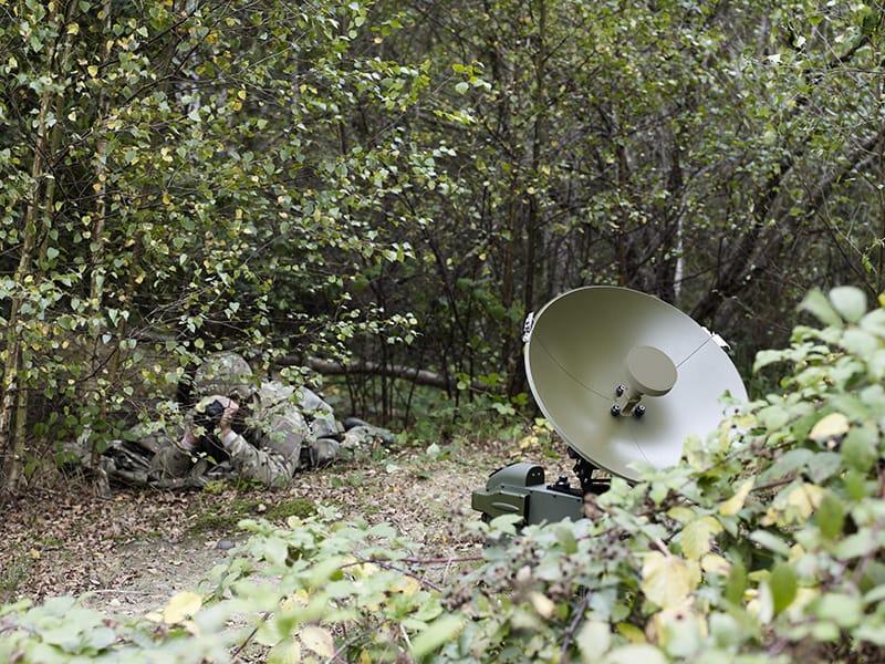 <em><strong>ViaLite</em></strong>'s RF Links Meet US Military WGS Standard