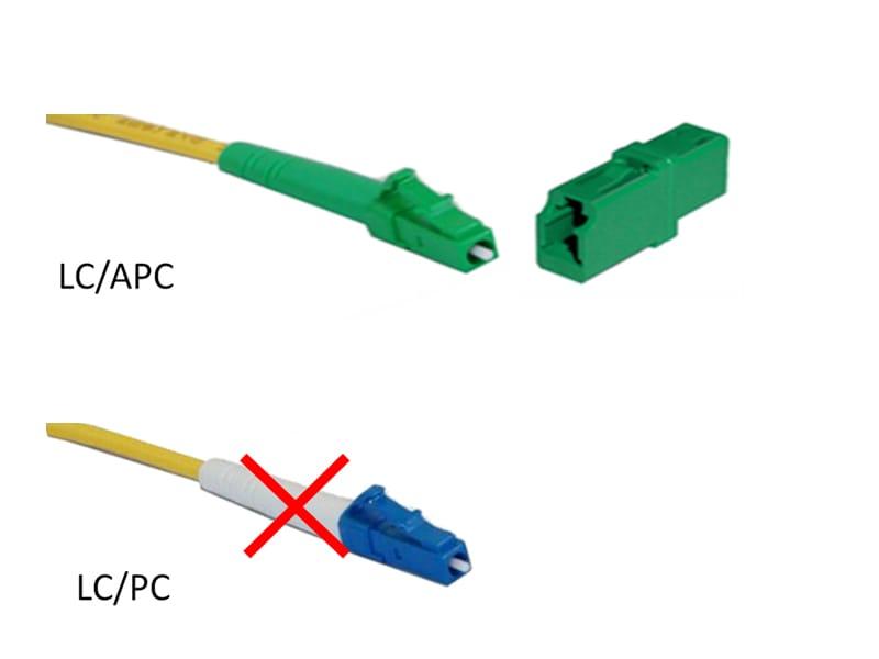Sc Connectors Vs Lc Connectors : Optical connector options vialite communications