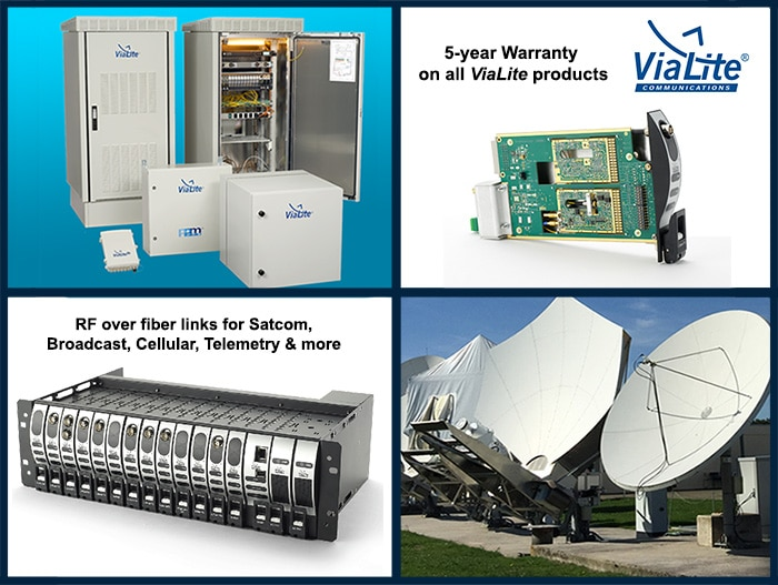<em><strong>ViaLite</strong></em> announces industry-leading 5-year warranty