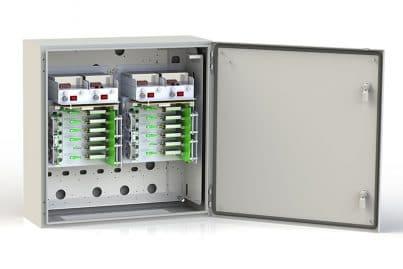 ViaLite's ODE-B 12 outdoor enclosure for RF over fiber links