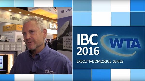 <em><strong>ViaLite</em></strong> Talks Ka-Band Diversity at IBC 2016