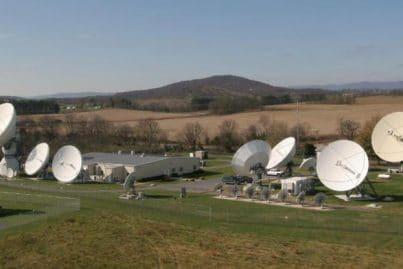 Telesat, Mount Jackson Teleport, USA