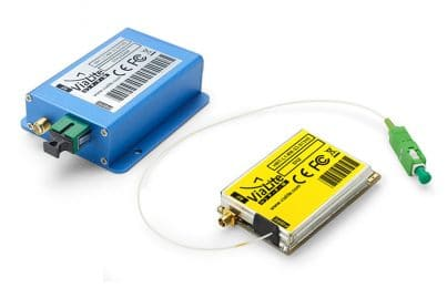 ViaLiteHD RF over fiber modules: the Blue and Yellow OEM Links