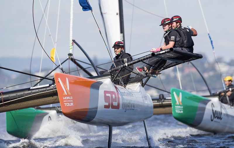 TV Coverage of Australian Sailing Races made Possible with <em><strong>ViaLite</em></strong> Fiber Links