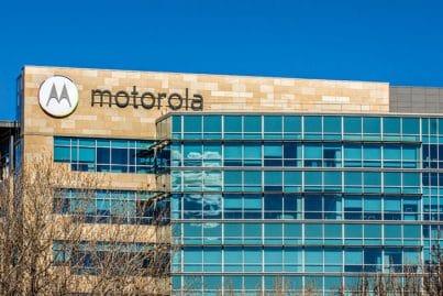 Motorola headquarters, Silicon Valley, USA. Image credit:Ken Wolter/Shutterstock.com