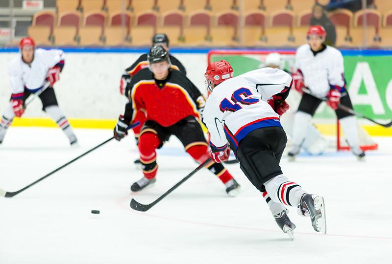 RF over Fiber Chosen for New Ice Hockey Arena
