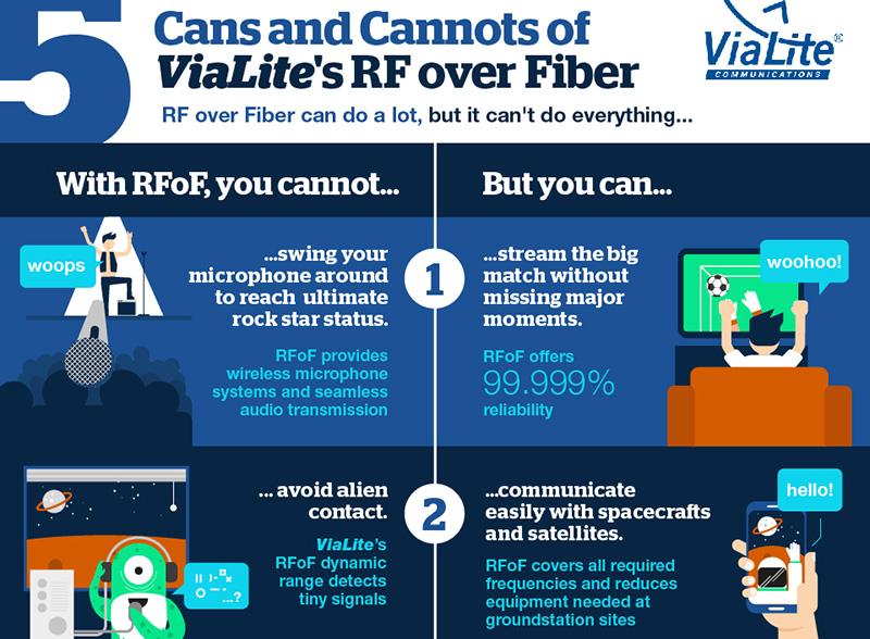 <em><strong>ViaLite</em></strong> Infographics