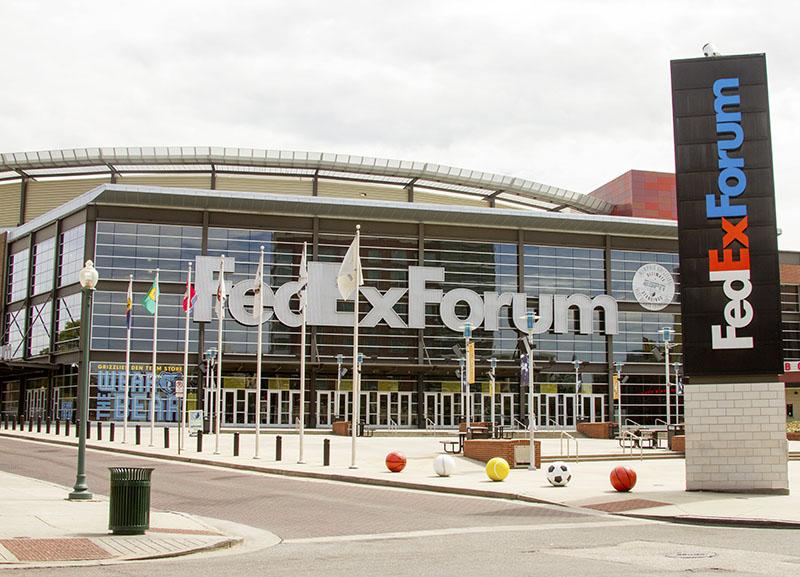 <em><strong>ViaLite</em></strong> RF over Fiber is a Slam Dunk for Memphis Grizzlies Arena