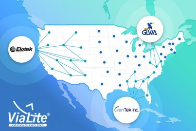 New USA Rep networks - January 2018