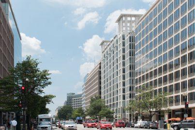 Pennsylvania Avenue, Washington DC, USA - home to ViaLite's US office