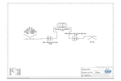 ViaLite System Designer tool - System drawing example