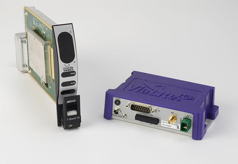 C-Band 3.4-7.1 GHz  (500 MHz – 7.5 GHz)