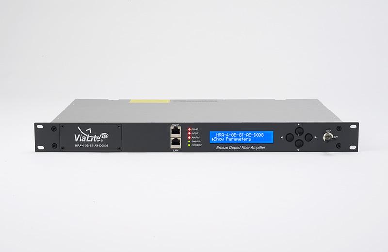 Erbium-Doped Fiber Amplifiers (EDFA)