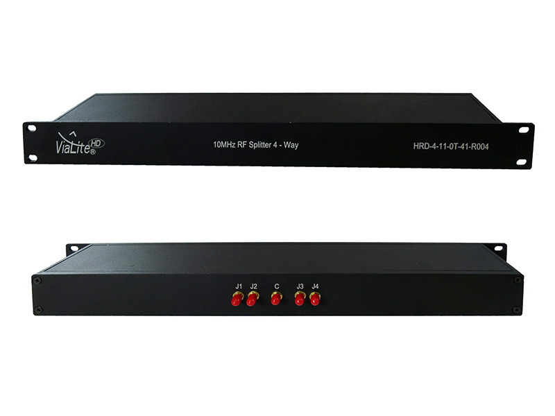10 MHz RF Splitters