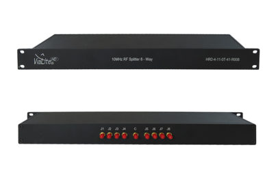 10 MHz RF Splitter 8 way