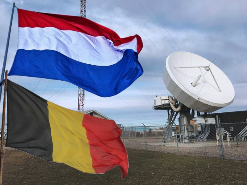 Improved access to RF over fiber for the Netherlands and Belgium