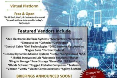 APG Virtual Tech Expo Flyer 2020