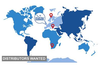 ViaLite Distributors Wanted January 2021