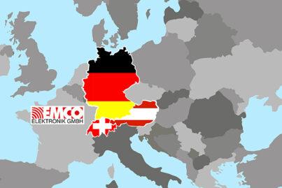 EMCO ViaLite distributor covers Austria and Switzerland