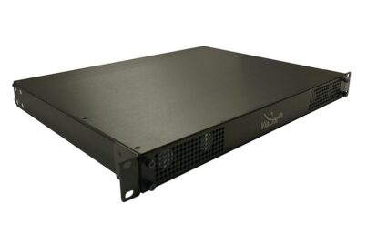 Blue OEM Rack Chassis Side View