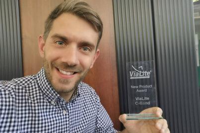 Eurosatcom wins ViaLite's C-Band award