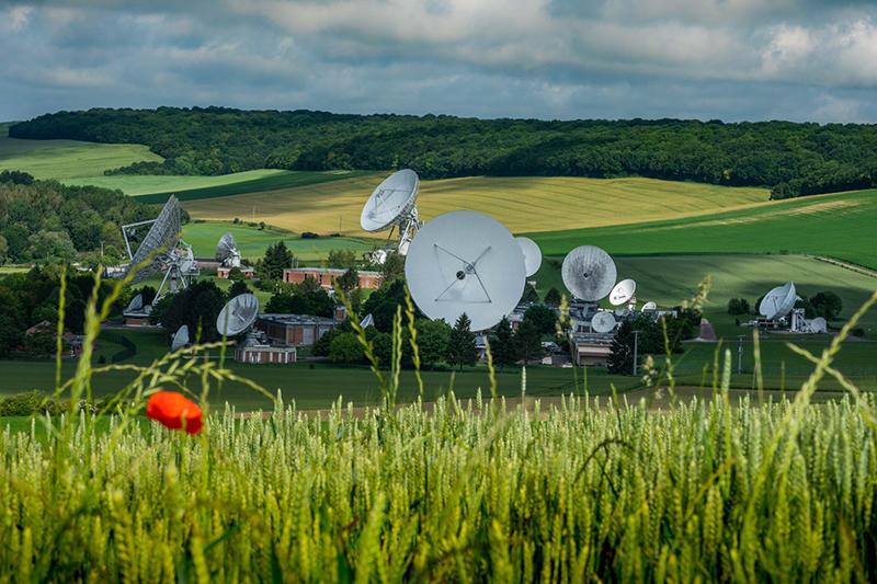<em><strong>ViaLite</em></strong> C-Band RF over Fiber Links Deployed at Orange Teleport