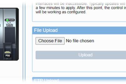 HRC-3 file upload