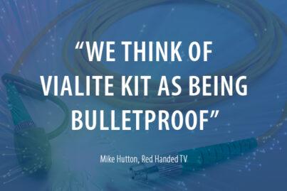 ViaLite broadcast customer quote