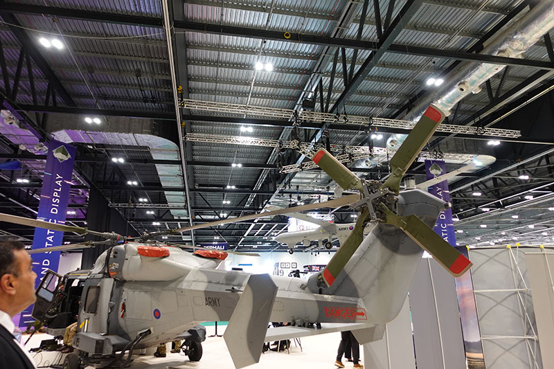 Rapid Deployment by <em><strong>ViaLite</strong></em> Brings GPS/GNSS Signals to DSEI Exhibitors