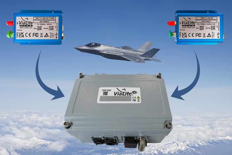 <em><strong>ViaLite</em></strong> Mil-Aero Links Get Uptime Boost from Outdoor Enclosure