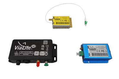 ViaLiteHD Black, Yellow and Blue OEM modules grouped